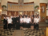 Msza św. pożegnalna ks. Marka Miareckiego - 17 sierpnia 2008 r.