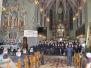 VI Patriotyczne Spotkania Chóralne w Dobrzechowie