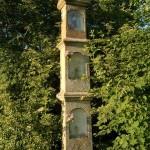 Kapliczka Pstrągowa Wola